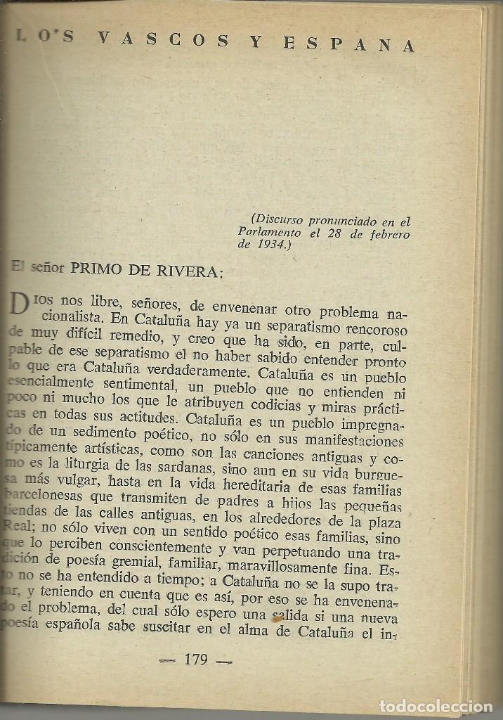 Militaria: Textos completos de Jose Antonio Primo de Rivera - Foto 3 - 113404655