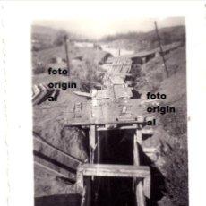 Militaria: TRINCHERAS CEMENTERIO VIEJO OVIEDO 1937 LEGION CONDOR GUERRA CIVIL. Lote 113501435