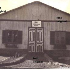 Militaria: BARRACON ARMERO AERODROMO LEON 1937 LEGION CONDOR P/88 GUERRA CIVIL. Lote 113523207