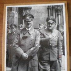 Militaria: FOTOGRAFÍA RECORTE DE PRENSA-HITLER/MEISSNER. Lote 113989239
