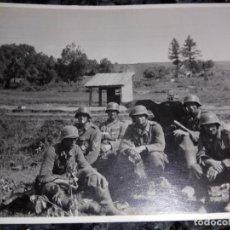 Militaria: FOTO POSTAL SEGUNDA GUERRA MUNDIAL. Lote 114242499