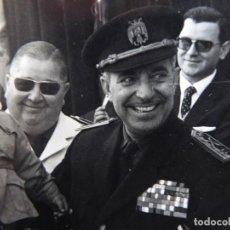 Militaria: FOTOGRAFÍA SECRETARIO PROVINCIAL MOVIMIENTO NACIONAL.. Lote 114297111