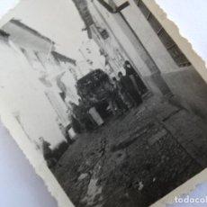 Militaria: FOTOGRAFIA GUERRA CIVIL ESPAÑOLA, EIBAR (INTERES LEGION CONDOR). Lote 114439119