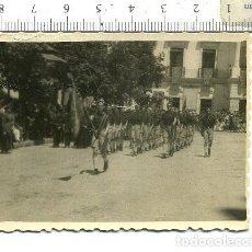 Militaria: FOTOGRAFIA FRENTE DE JUVENTUDES FALANGISTAS. Lote 114585103
