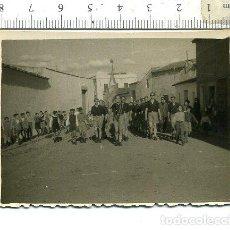 Militaria: FOTOGRAFIA FRENTE DE JUVENTUDES FALANGISTAS. Lote 114585119
