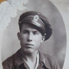 Militaria: FOTOGRAFÍA GUARDIA DE ASALTO. BARCELONA 1937. Lote 114661027