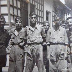 Militaria: FOTOGRAFÍA SOLDADOS AVIACIÓN.. Lote 114662291