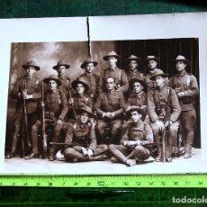 Militaria: FOTO ALFONSINA DE INFANTERÍA.. Lote 114714351