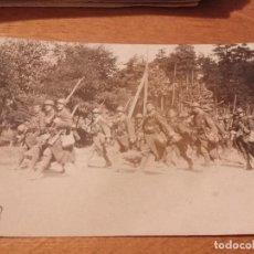 Militaria: FOTO POSTAL PRIMERA GUERRA MUNDIAL FRANCESA. Lote 114750903