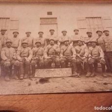 Militaria: FOTO POSTAL PRIMERA GUERRA MUNDIAL FRANCESA. Lote 114750971