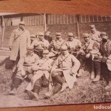 Militaria: FOTO POSTAL PRIMERA GUERRA MUNDIAL FRANCESA. Lote 114751083