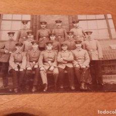 Militaria: FOTO POSTAL PRIMERA GUERRA MUNDIAL . Lote 114751247