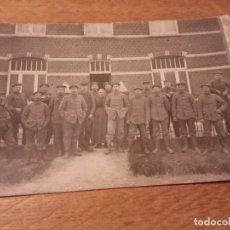 Militaria: FOTO POSTAL PRIMERA GUERRA MUNDIAL . Lote 114751479