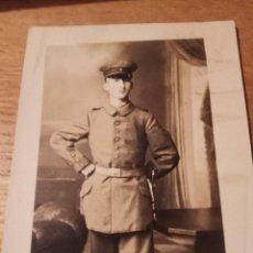 Militaria: FOTO POSTAL PRIMERA GUERRA MUNDIAL . Lote 114752363