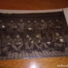 Militaria: FOTO POSTAL PRIMERA GUERRA MUNDIAL . Lote 114761479