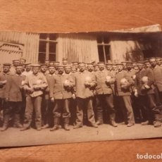 Militaria: FOTO POSTAL PRIMERA GUERRA MUNDIAL . Lote 114761731