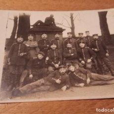 Militaria: FOTO POSTAL PRIMERA GUERRA MUNDIAL . Lote 114761907