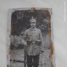 Militaria: FOTO POSTAL PRIMERA GUERRA MUNDIAL . Lote 114762743
