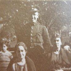 Militaria: FOTOGRAFÍA CARABINERO DEL REINO. ALFONSO XIII. Lote 114839667