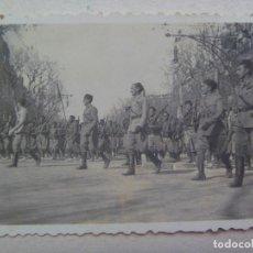 Militaria - GUERRA CIVIL : TROPAS REGULARES Y MORAS. DESFILE DE LA VICTORIA, BARCELONA, 1939 - 115272379