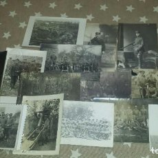 Militaria: 1º GUERRA MUNDIAL FOTOS. Lote 115303551