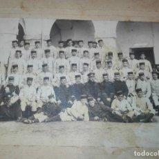 Militaria: CABALLERÍA, FOTO REGIMENTAL.. Lote 115495395