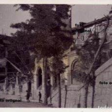 Militaria: RUINAS TERUEL VISTAS POR EL CTV ITALIANO 1938 GUERRA CIVIL. Lote 115955647
