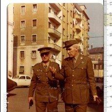 Militaria: FOTOGRAFIA MILITAR DOS TENIENTE CORONEL . Lote 116126867