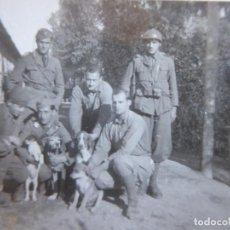 Militaria - Fotografía soldados italianos. CTV Guerra Civil 1937 - 116213539