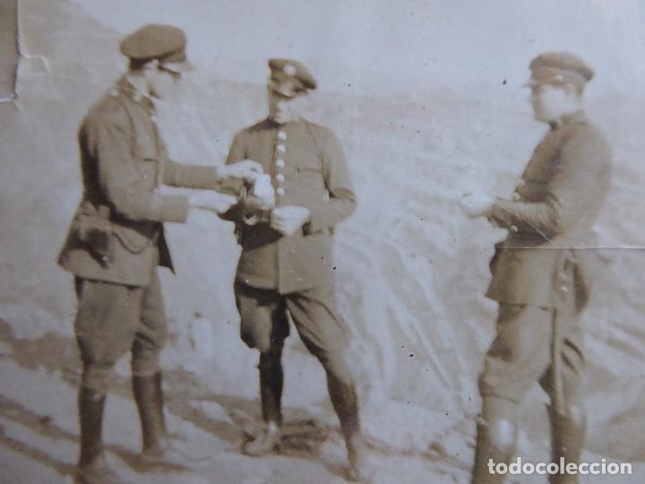 FOTOGRAFÍA GUARDIAS DE ASALTO. (Militar - Fotografía Militar - Guerra Civil Española)