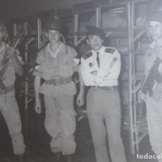 Militaria: FOTOGRAFÍA PARACAIDISTAS BRIGADA PARACAIDISTA. BRIPAC. Lote 116218931