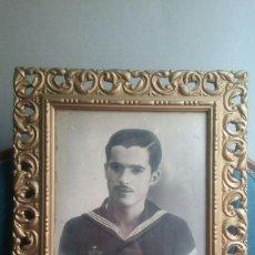 Militaria: ANTIGUA FOTOGRAFIA. MARINERO. II REPUBLICA ESPAÑOLA. 1934.. Lote 116265291