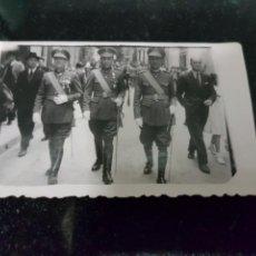 Militaria: FOTOGRAFÍA GUARDIAS CIVILES SERROT SALAMANCA. Lote 116302763