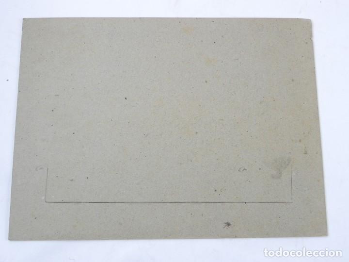 Militaria: FOTOGRAFIA ALBUMINA 1893 REGIMIENTO CAZADORES DE ALBUERA 16 DE CABALLERIA, SEGUNDO ESCUADRON, LOGRO - Foto 3 - 116426855