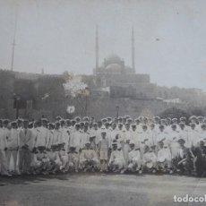 Militaria: FOTOGRAFÍA CADETES. ARMADA ESTAMBUL. Lote 116480447