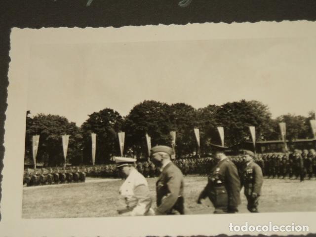 Militaria: HAMBURGO ALEMANIA 4 FOTOGRAFIAS REGRESO LEGION CONDOR POR SARGENTO ALEMAN GOERING Y SPERRLE - Foto 4 - 117015895