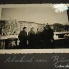 Militaria: BURGOS 5 FOTOGRAFIAS POR SARGENTO ALEMAN DE LA LEGION CONDOR GUERRA CIVIL. Lote 117016623
