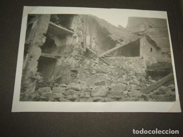 Militaria: FRAGA HUESCA 5 FOTOGRAFIAS POR SARGENTO ALEMAN DE LA LEGION CONDOR GUERRA CIVIL - Foto 3 - 117021939