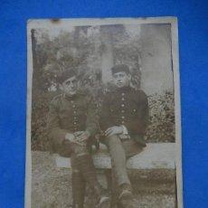 Militaria: SOLDADOS DE INGENIEROS. MÁLAGA. 1921.. Lote 117343963