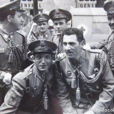 Militaria: FOTOGRAFÍA GASTADORES POLICÍA ARMADA.. Lote 117397515