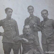 Militaria: FOTOGRAFÍA SOLDADOS INGENIEROS TRANSMISIONES DEL EJÉRCITO ESPAÑOL. EL PARDO . Lote 117399339