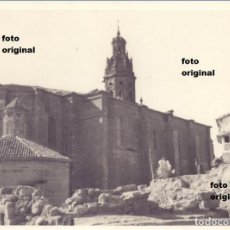 Militaria: IGLESIA SANTO TOMAS HARO (LOGROÑO) 1938 CTV DIVISION LITTORIO GUERRA CIVIL. Lote 117447315