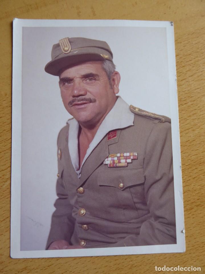 Militaria: Fotografía legionario. Veterano División Azul - Foto 2 - 117467339