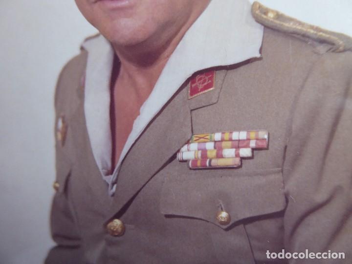 Militaria: Fotografía legionario. Veterano División Azul - Foto 4 - 117467339