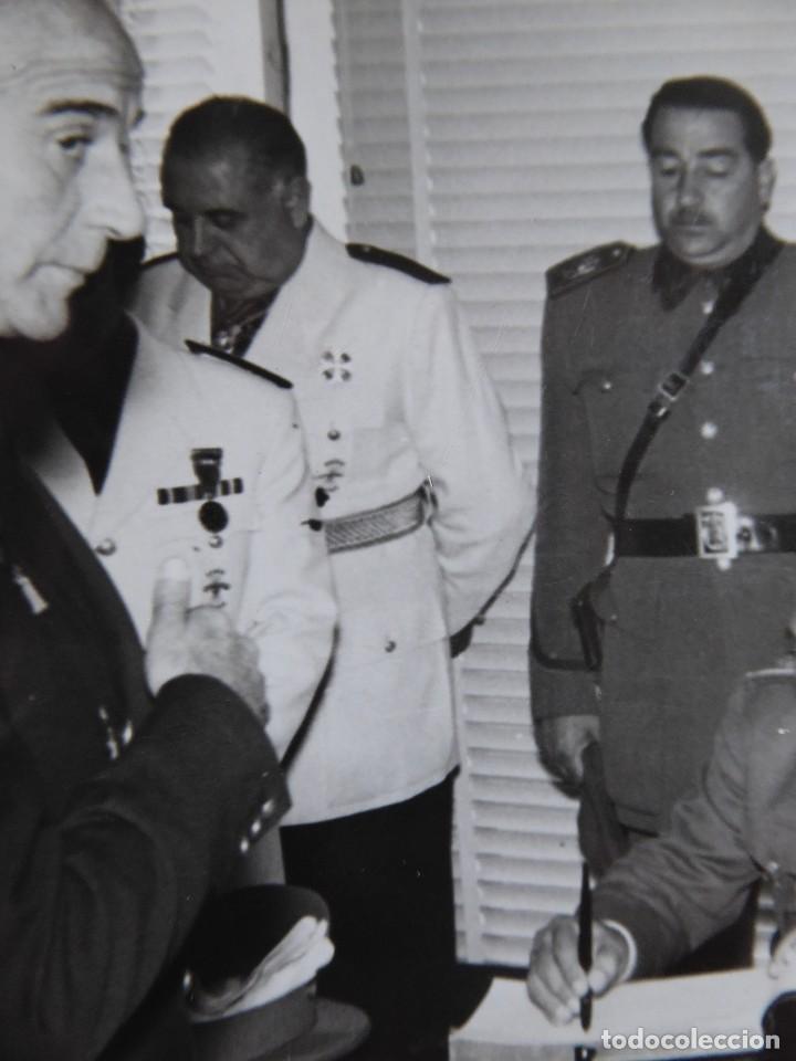 Militaria: Fotografía soldado del ejército español. Veterano División Azul - Foto 4 - 117470167