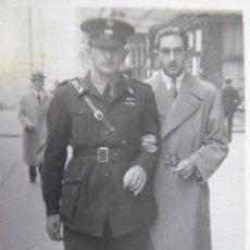 Militaria: FOTOGRAFÍA CONDUCTOR DEL EJÉRCITO ESPAÑOL. MADRID 1940. Lote 117472483
