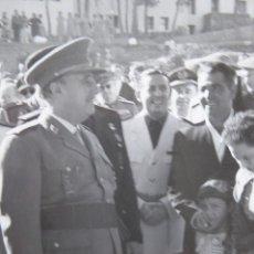 Militaria: FOTOGRAFÍA FRANCO. TARRAGONA. Lote 117672203