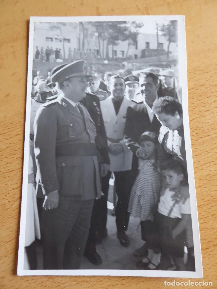 Militaria: Fotografía Franco. Tarragona - Foto 2 - 117672203