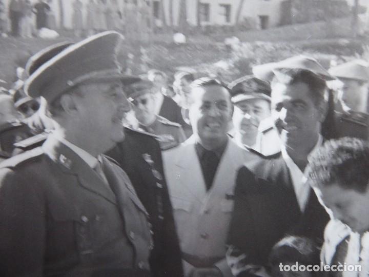 Militaria: Fotografía Franco. Tarragona - Foto 3 - 117672203