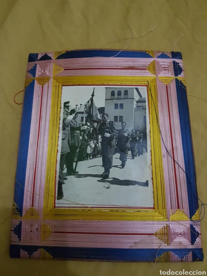 foto jura de bandera marco de hilo - Comprar en todocoleccion ...